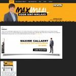 Maxime Callaert Website